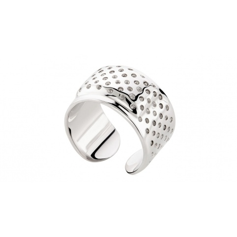 R32 Band Aid Ring (silver color)