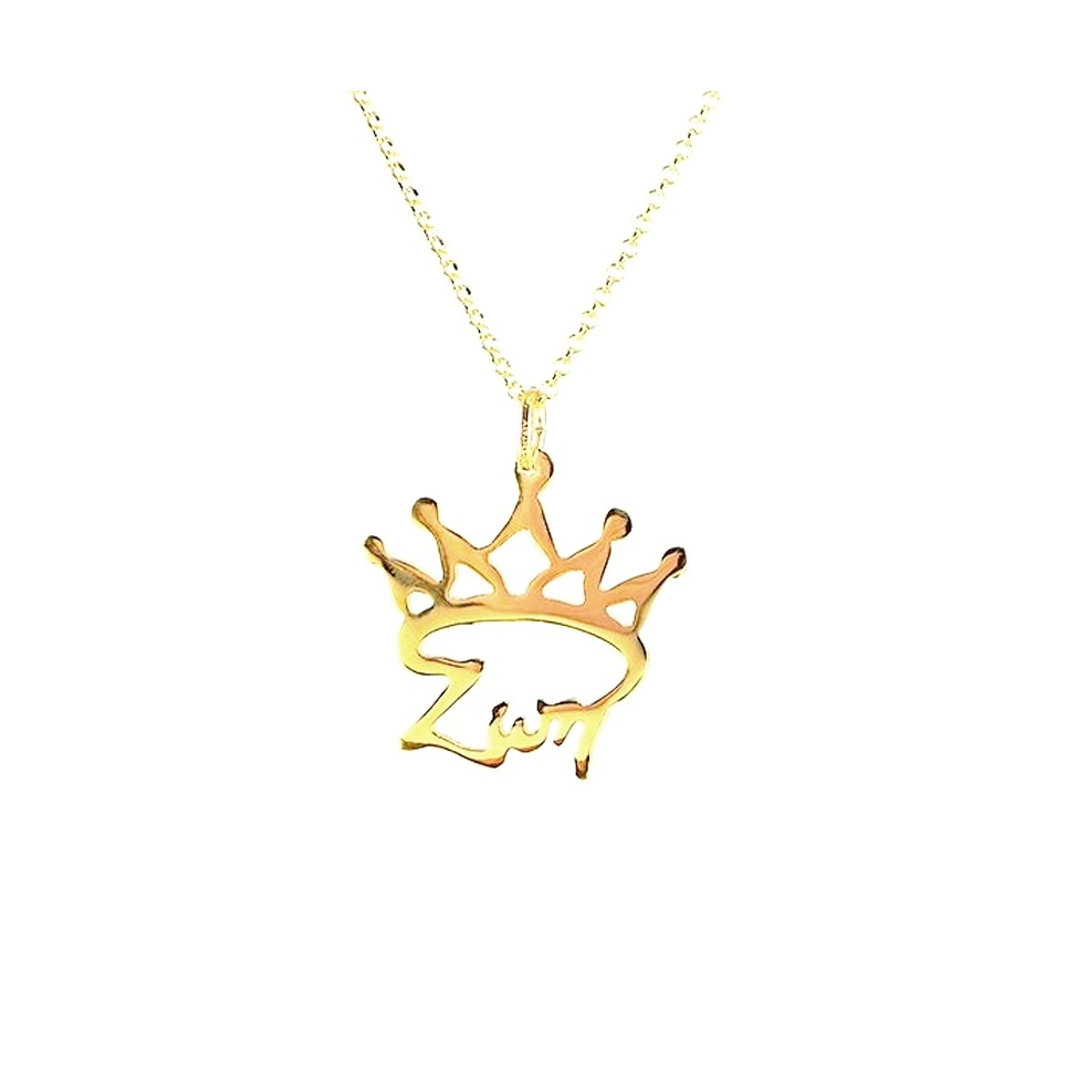 products bijoux crown pendant image necklace product store king dee